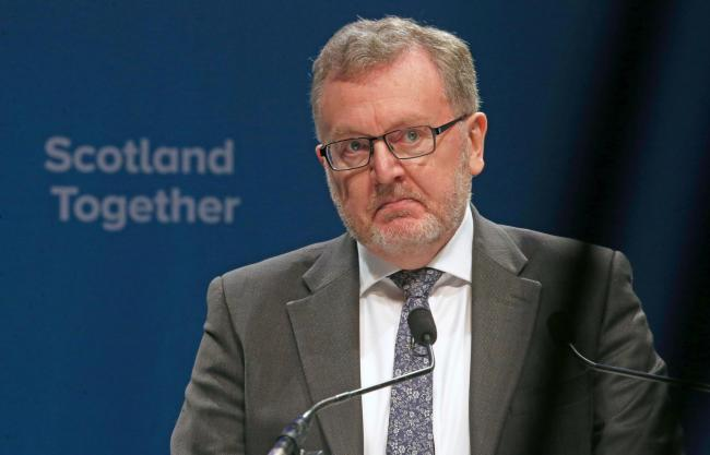 David Mundell requests urgent meeting with Theresa May amid resignation rumours
