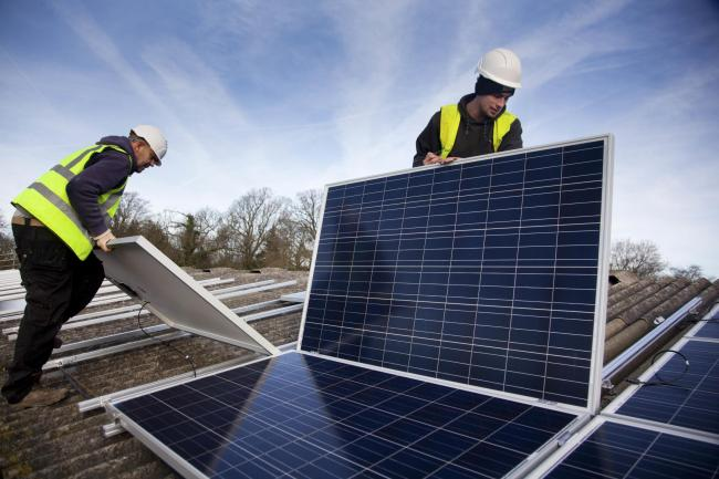 There are fears the new measures will impact some solar schemes