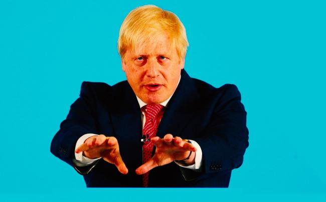Boris says it's about time Scots put their money where their mouth is