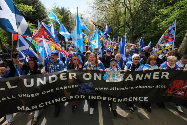 All Under Banner march for independence is now supported by SIF